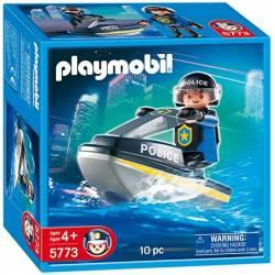 5773 POLICIA EN MOTO ACUATICA