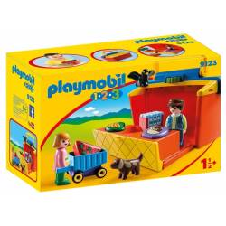 9123 PLAUMOBIL 1,2,3...