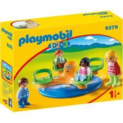 9379 PLAYMOBIL 1,2,3 CARRUSEL