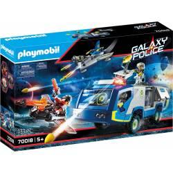 70018 Camión Policía Galáctica