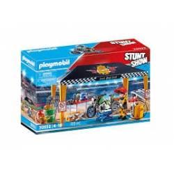 70552 Stuntshow Tienda Taller