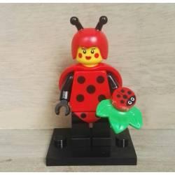 S21L04 MARIQUITA LEGO SERIE 21