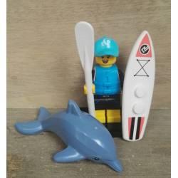 S21L01 PADDLE SURF LEGO...