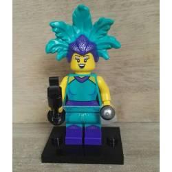 S21L12 CANTANTE SAMBA LEGO...