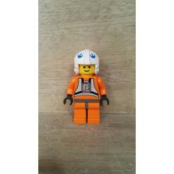 STAR WARS PILOTO X-WING LEGO 2