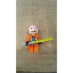 STAR WARS PILOTO X-WING LEGO 3