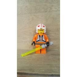 STAR WARS PILOTO X-WING LEGO 4