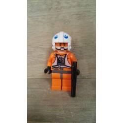 STAR WARS PILOTO X-WING LEGO 5