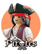 FIGURAS PIRATAS